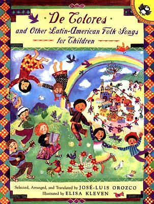 Picture of de Colores and Other Latin American Folksongs for Children