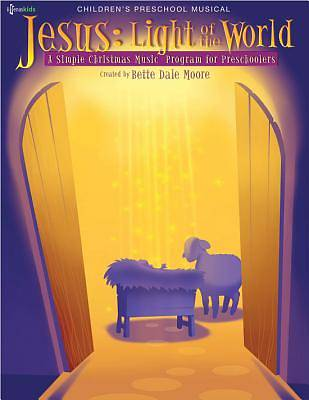 Jesus: Light of the World Choral Book