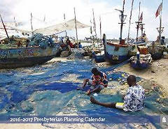 Picture of 2016-2017 Presbyterian Planning Calendar