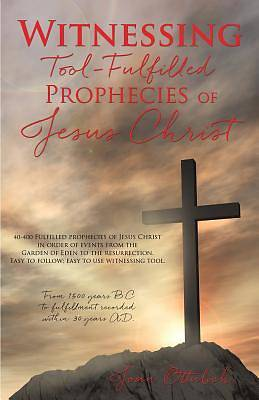 Picture of Fulfilled Prophecies of Jesus Christ Witnessing Tool