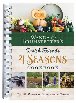 Picture of Wanda E. Brunstetter's Amish Friends 4 Seasons Cookbook