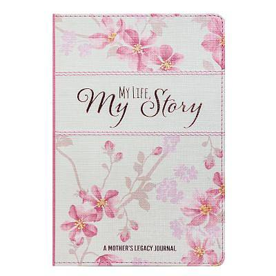 Picture of Journals Lux-Leather Legacy My Life My Story Pink