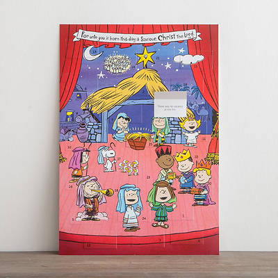 Picture of Peanuts Advent Calendar