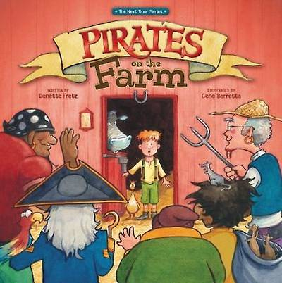 Pirates on the Farm
