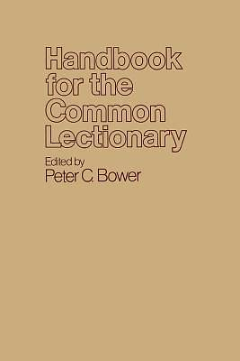 Picture of Handbook for the Common Lectionary