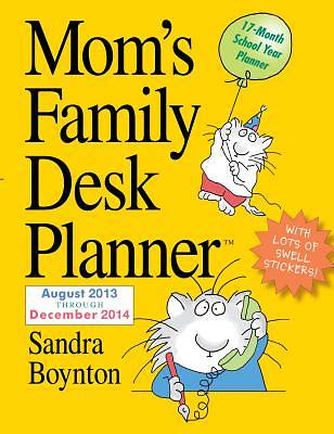 Moms Family Desk Planner