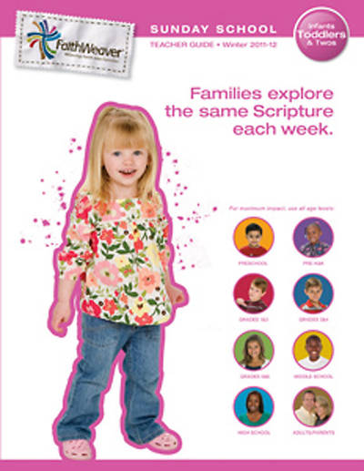 Picture of FaithWeaver Toddlers and Twos Additional Teacher Guide