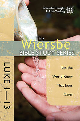 Picture of The Wiersbe Bible Study Series: Luke 1-13