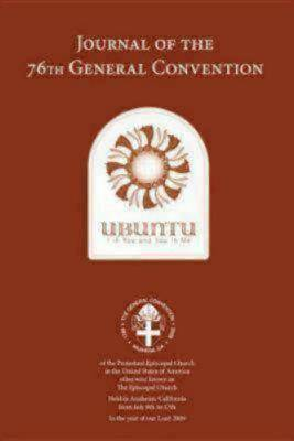 Journal of the 76th General Convention of the Episcopal Church