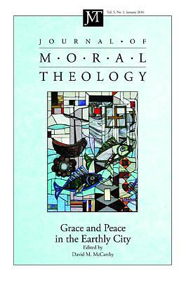 Picture of Journal of Moral Theology, Volume 5, Number 1