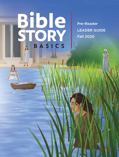 Picture of Bible Story Basics Pre-Reader Leader Guide Fall 2020