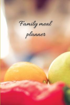 Picture of Family meal planner