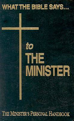 Picture of The Minister's Personal Handbook