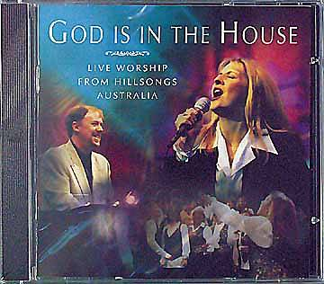 Hillsongs/God is in the House CD