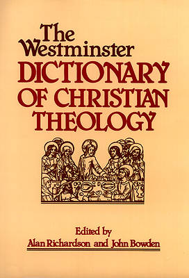 Westminster Dictionary Christian Theology