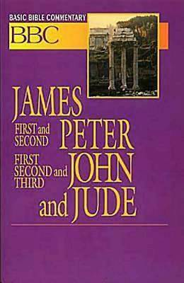 Picture of Basic Bible Commentary James, First and Second Peter, First, Second and Third John and Jude