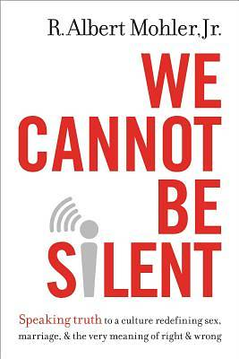Picture of We Cannot Be Silent