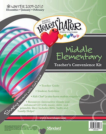 Picture of HeartShaper Middle Elementary Teacher's Convenience Kit