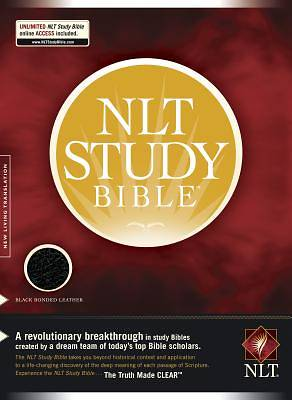 New Living Translation Study Bible