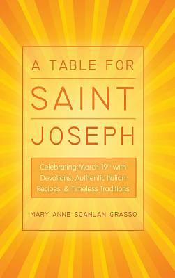 Picture of A Table for Saint Joseph