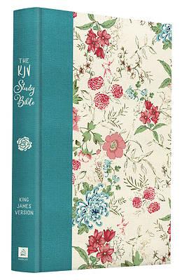 Picture of KJV Study Bible (New Feminine Cover Design)