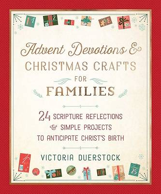 Picture of Advent Devotions and Christmas Crafts for Families