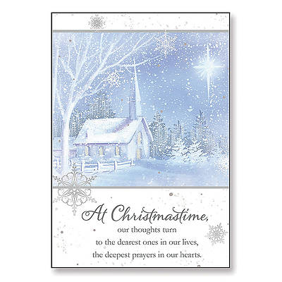 At Christmastime Boxed Cards - Box of 25