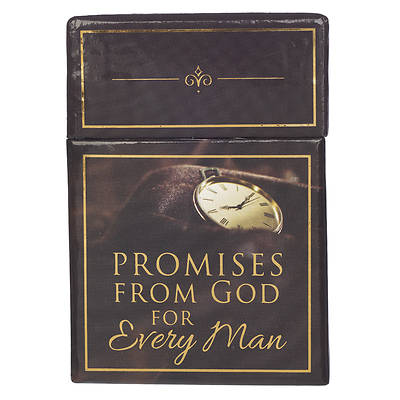 Picture of Box of Blessings, Promises from God for Every Man