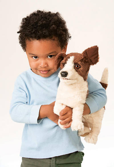 Picture of Jack Russell Terrier Puppet
