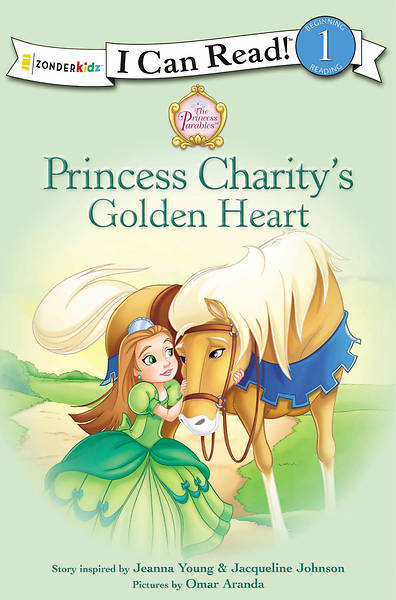 Picture of Princess Charity's Golden Heart