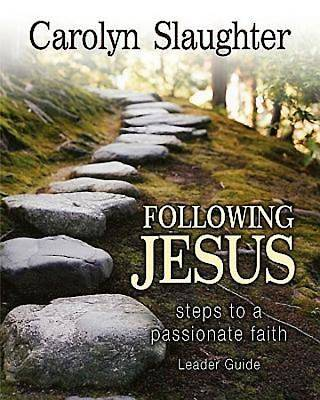 Picture of Following Jesus Leader Guide