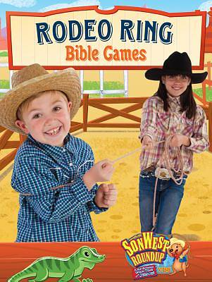 Gospel Light Vacation Bible School 2013 SonWest RoundUp Rodeo Ring Bible Games