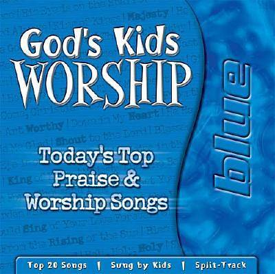 Gods Kids Worship Blue CD