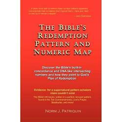 Picture of The Bible's Redemption Pattern and Numeric Map