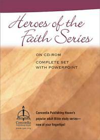 Heroes of the Faith Bible Study Collection