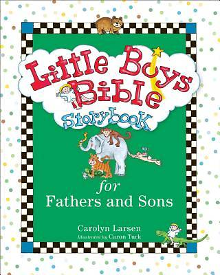 Little Boys Bible Storybook for Fathers and Sons [ePub Ebook]
