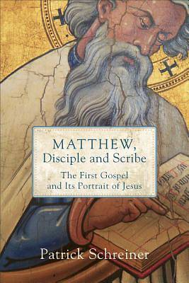 Picture of Matthew, Disciple and Scribe