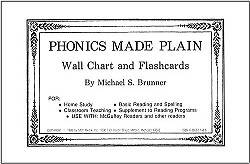 Picture of Phonics Make Plain-Flashcards