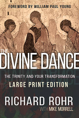 Picture of The Divine Dance Large Print Large Print