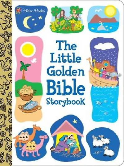 The Little Golden Bible Storybook