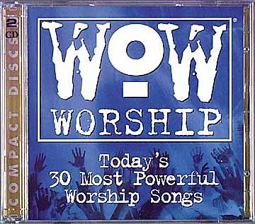 WOW Worship Red CD