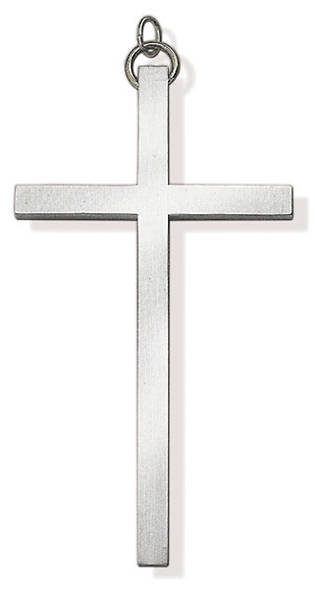 Picture of Traditional Latin Cross Clergy Necklace