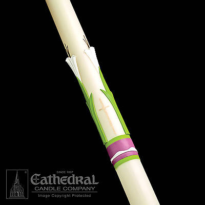Easter Glory Paschal Candle