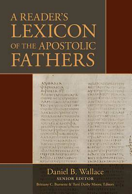 A Readers Lexicon of the Apostolic Fathers