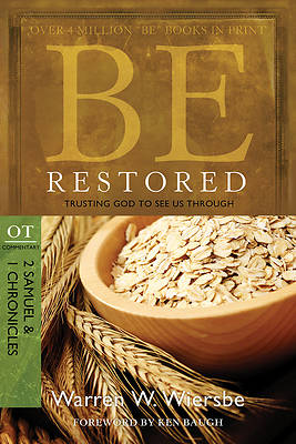 Be Restored (2 Samuel and 1 Chronicles)