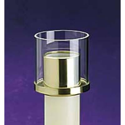 "Picture of Emkay Altar Elite Glass Shield - 2"""