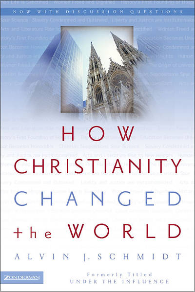 Picture of How Christianity Changed the World