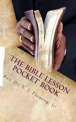 Picture of The Bible Lesson Pocket Book