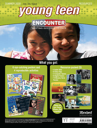 Picture of Encounter Young Teen Resources Summer