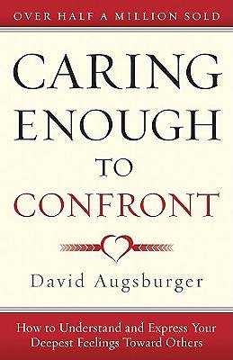 Picture of Caring Enough to Confront